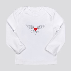 Angel Wings Chaya Long Sleeve T-Shirt