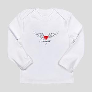 Angel Wings Chaya Long Sleeve T-Shirt
