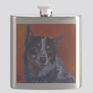 Saucey Aussie Flask