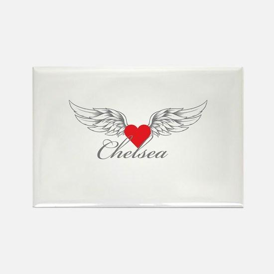 Angel Wings Chelsea Magnets