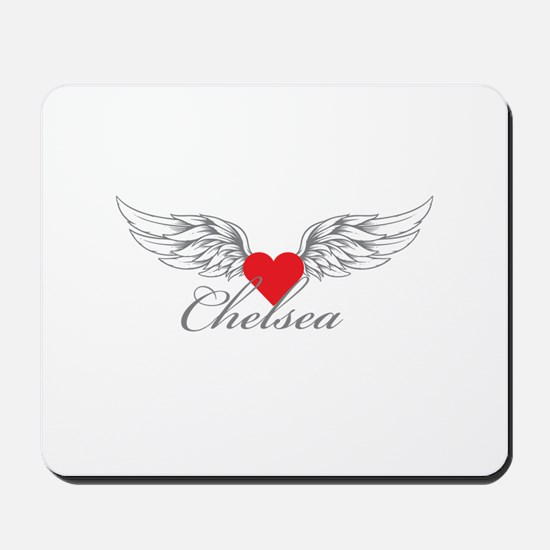 Angel Wings Chelsea Mousepad