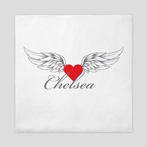 Angel Wings Chelsea Queen Duvet