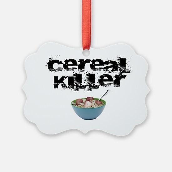 CerealKiller Ornament