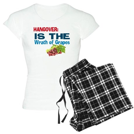 Hangover Pajamas