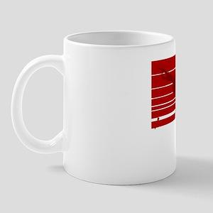 dexter-stripes Mug