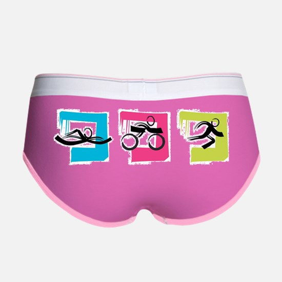 Tri Figs 1 Women's Boy Brief