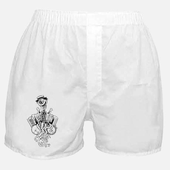 bordion and acanjo Boxer Shorts
