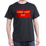 Boycott China-Mart Dark T-Shirt