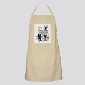 The Retired Winos Apron