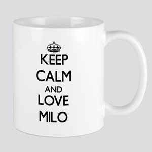 Keep Calm and Love Milo Mugs