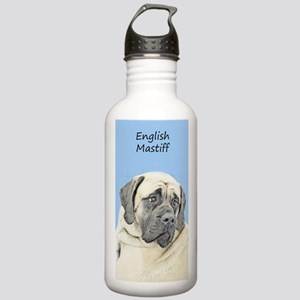 English Mastiff (Fawn) Stainless Water Bottle 1.0L