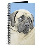 English Mastiff (Fawn) Journal