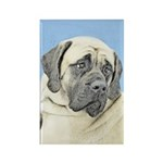 English Mastiff (Fawn) Rectangle Magnet (10 pack)