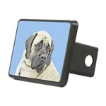 English Mastiff (Fawn) Rectangular Hitch Cover