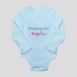 Praying For Kayla Body Suit