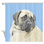 English Mastiff (Fawn) Shower Curtain