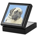 English Mastiff (Fawn) Keepsake Box