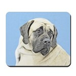 English Mastiff (Fawn) Mousepad