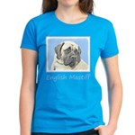 English Mastiff (Fawn) Women's Dark T-Shirt