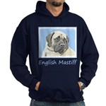 English Mastiff (Fawn) Hoodie (dark)