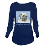 English Mastiff (Faw Long Sleeve Maternity T-Shirt