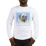 English Mastiff (Fawn) Long Sleeve T-Shirt