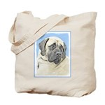 English Mastiff (Fawn) Tote Bag