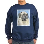 English Mastiff (Fawn) Sweatshirt (dark)
