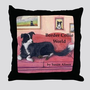 here are my cushions? cover pic Throw Pillow