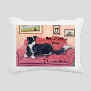 here are my cushions? co Rectangular Canvas Pillow