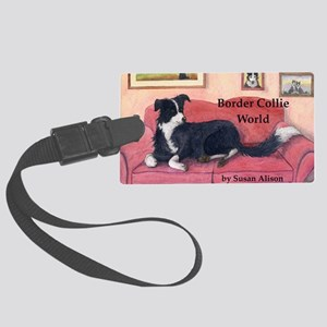 here are my cushions? cover pic Large Luggage Tag