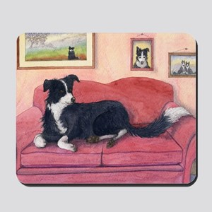 Where are my cushions? Mousepad