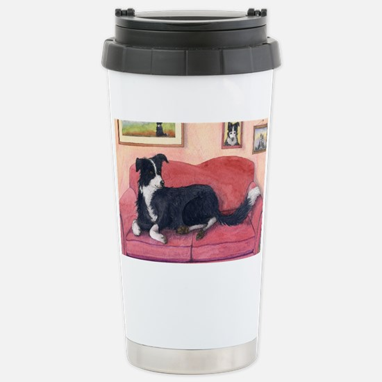 Where are my cushions? Stainless Steel Travel Mug