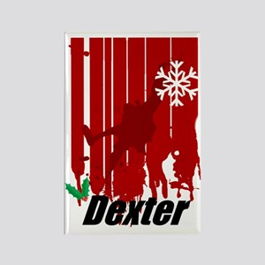 dexter-stocking Rectangle Magnet