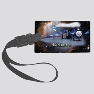 Believe Large Luggage Tag