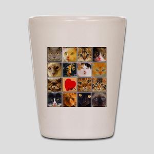 catlover Shot Glass
