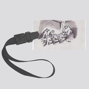 sci42009a Large Luggage Tag