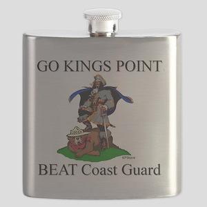 Beat Coast Guad (Smokey) Flask