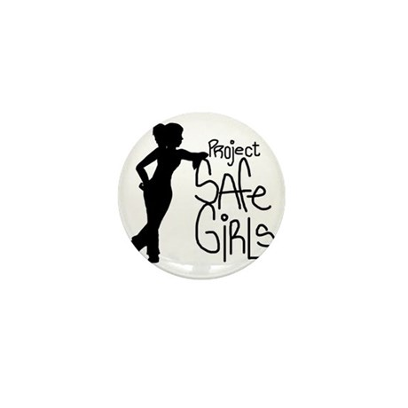 PROJECT SAFE GIRLS LOGO LG WITH TM900 Mini Button