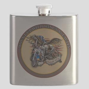 CB10 EAGLE BIKE Flask