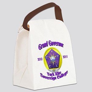 Grand Governor Canvas Lunch Bag