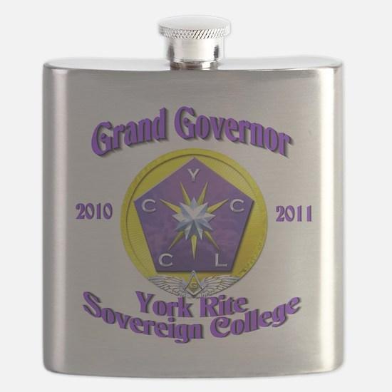 Grand Governor Flask