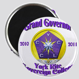 Grand Governor Magnet