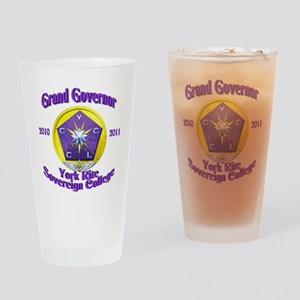 Grand Governor Drinking Glass