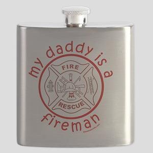 MyDaddyIsAFireman Flask