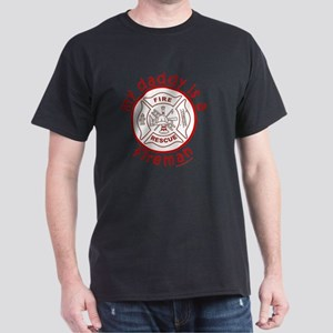 MyDaddyIsAFireman Dark T-Shirt
