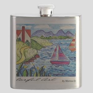 colorful art cal  Flask