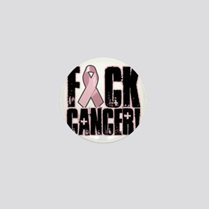 FUCK CANCER Mini Button