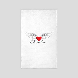 Angel Wings Claudia 3'x5' Area Rug