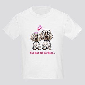 You Had Me at Woof Kids T-Shirt